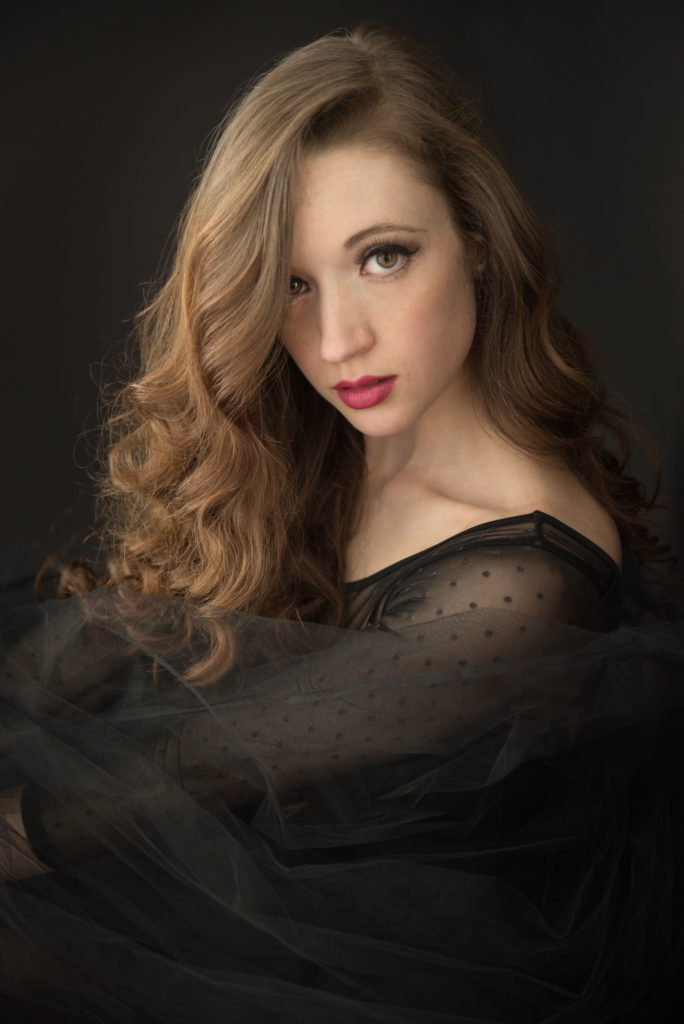 Portrait by Ron Clifford Photography, Toronto, ON