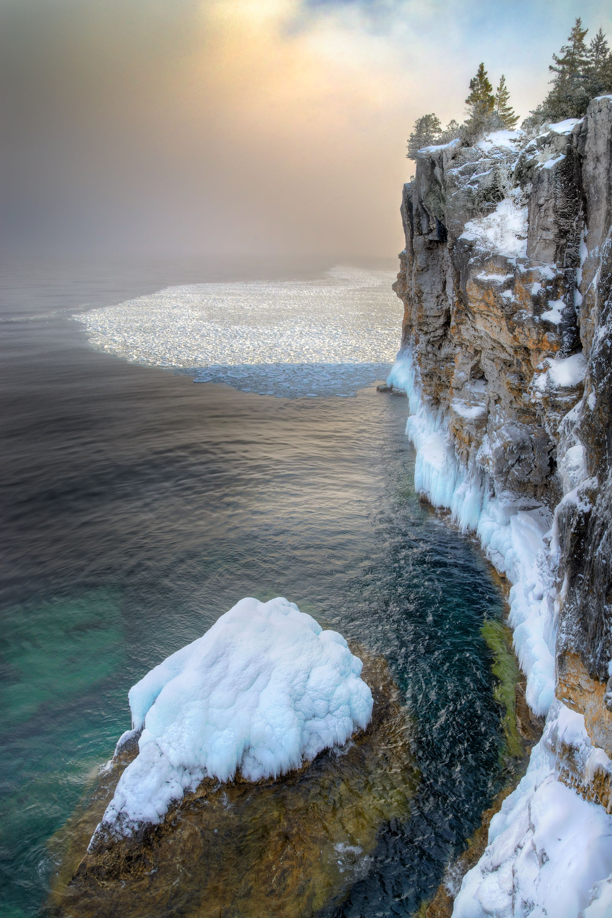Bruce Peninsula by Ron Clifford, a photographer based in Toronto, ON